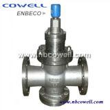 Válvula de redução de pressão de água de plástico