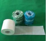 Máquina de fabricação de rolo de tecido de banheiro pequena totalmente automática