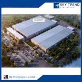 Almacén constructivo de la estructura de acero de la alta calidad del marco de acero de la fábrica prefabricada de la construcción