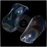 Серебристый Holo наружного зеркала заднего вида хромированные пигмента порошок Cameleon Pearl пигмента