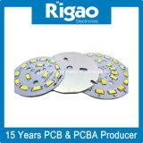 Carte de circuit de base en aluminium Carte nue MCPCB Assemblée LED PCB