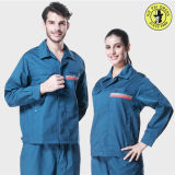 Workwear industrial dos uniformes de Weakwear do Twill do algodão