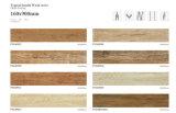 Lista de Materiales impermeables del suelo de azulejo de cerámica