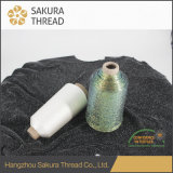 Filamento metálico anti alcalino para tecido Lace