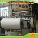 Traceur couleur blanche ou crème de papier pour salle de découpe du vêtement