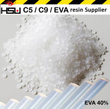 EVA Copolymer Resin Va 40W Mfi 55 pour Offset Ink
