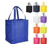 Sacs d'emballage non-tissés recyclables pour le marché superbe