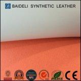 Il PVC spesso impresso di stampa calza il cuoio legato del Faux per il pistone, il sandalo, pattini atletici