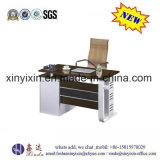 Preiswerte Preis-Personal-Büro-Schreibtisch-hölzerne Büro-Möbel (SD-009#)