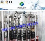 Línea carbónica automática completa de la máquina de rellenar de la bebida