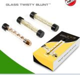 Droog Kruid die Glas Twisty Bot met het Systeem van de Filter roken