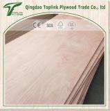 Bintangor / Keruing / Vietnam folheado de madeira enfrentada contraplacado comercial, mobília Ply