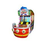 Unterhaltungs-Münzenkinder, die Wasser-Spiel-Maschine schießen