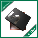 Rectángulo de almacenaje de papel de dos piezas nuevamente diseñado para el empaquetado de los regalos