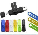 Movimentação clássica do flash do USB de OTG