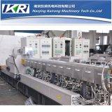 El plástico Tse65 rebordea el estirador de tornillo gemelo de los gránulos plásticos de Making/Co-Rotating