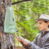 Mini épurateur portatif de filtre d'eau pour le trekking