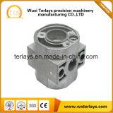 Изготовление качества алюминиевой части заливки формы с подвергать механической обработке CNC