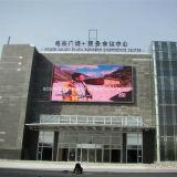 Hot vender P8 board display LED de exterior con Armario impermeable