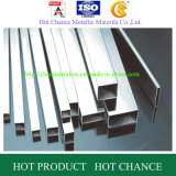 ASTM A554 Tubo rectangular de acero inoxidable