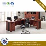 Круглые бортовые офис Chipboard/стол компьютера изучения (HX-FCD092)