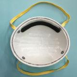 Mascarilla protectora del carbón activo de 4 capas para el uso industrial