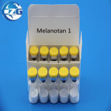 Hormona Melanotan de los polipéptidos del polvo del péptido Mt2 del 99% el 1 broncear de la piel de Melanotan 2