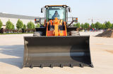 Ensign do equipamento Earthmoving carregador Yx656 da roda de 5 toneladas