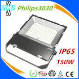 유럽 작풍 IP65 Philips 방수 옥외 100W LED 플러드 빛 SMD LED 빛