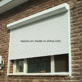 Europäisches Walzen-/Rollen-Blendenverschluss-Fenster