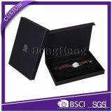 Diseño de la manera con el rectángulo de regalo ULTRAVIOLETA del cajón del punto para el empaquetado del reloj