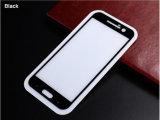 Cell Phone アクセサリのHTC M10のための2.5Dによって曲げられる端の泡自由に絹の印刷ガラススクリーンの保護装置