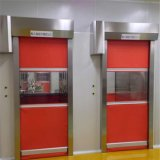 Fast Door Fabric High Speed Door oben rollen