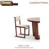 Venta caliente lujosas y cómodas sillas de comedor barato