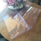 Ясная пластичная квадратная коробка упаковки для рубашки, связи, коробки костюма