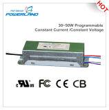driver corrente 30~50W/costante costante programmabile esterno di tensione LED