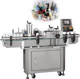 Machine à étiquettes semi automatique pour bouteille plate/ronde