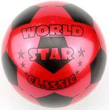 CmykのロゴプリントPVCおもちゃの球かフットボールまたはサッカーボール