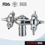 ステンレス鋼の食品等級の回されたスプレーの球(JN-CB2005)