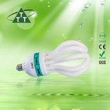 CFL 조밀한 램프 125W 150W 로터스 3000h/6000h/8000h 에너지 절약 전구