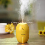 Humidificador portátil do ar do USB do limão 180ml novo mini