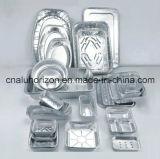 Bandeja de alumínio de alta qualidade para o frescor