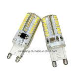 LED G9 Bulb 3W 4W 5W AC220V para decoração de iluminação interior