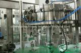 21ガラスによってびん詰めにされる炭酸飲料の戴冠の充填機械類