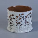 Mini commercio all'ingrosso di ceramica della tazza della candela