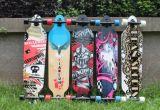 専門の木のスケートボードのかえでの耐圧強度のドリフトのスケートボード