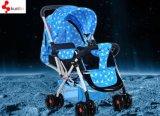 Faltbarer Baby-Spaziergänger-Typ Babypram-Wagen