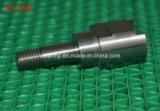 接続のための回転によるカスタマイズされた高精度のステンレス鋼CNCの機械化の部品