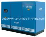 Compresseur d'air lubrifié électrique de pétrole de basse pression de vis (KE132L-5)