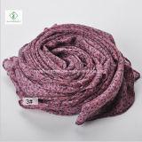Form-Dame Voile Scarf Small Floral gedruckt für moslemisches Hijab